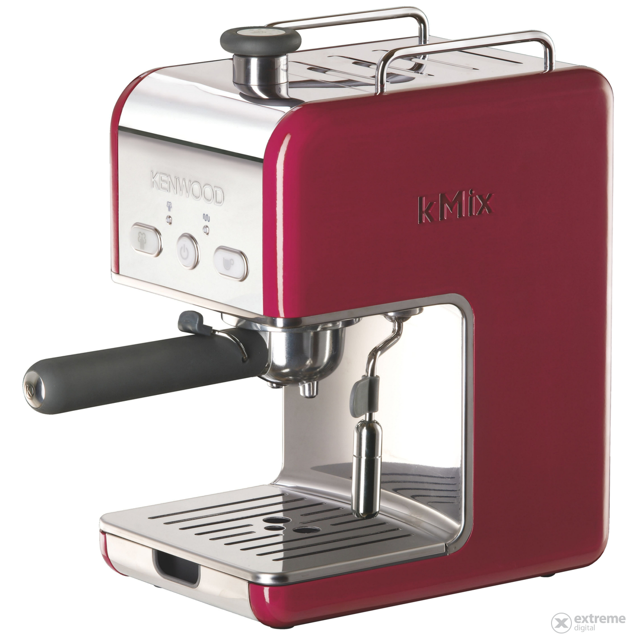 Kenwood ES021 presszó kávéfőző   Extreme Digital