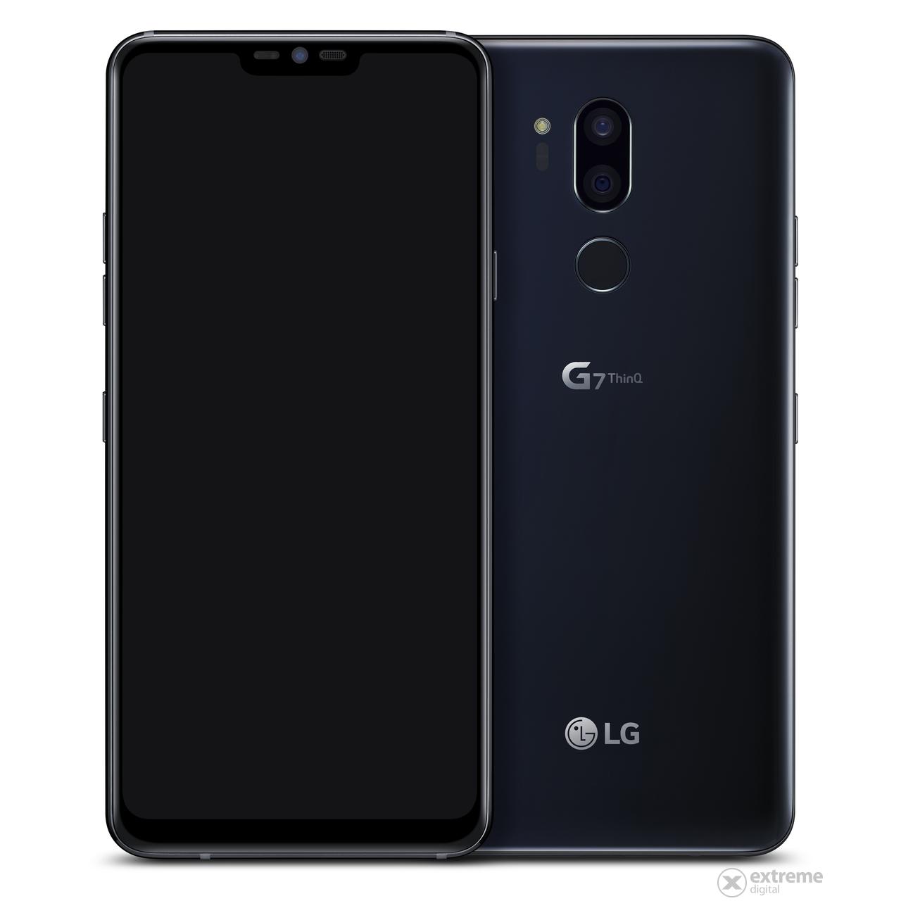 lg g7 smartphone ohne vertrag black android extreme digital. Black Bedroom Furniture Sets. Home Design Ideas