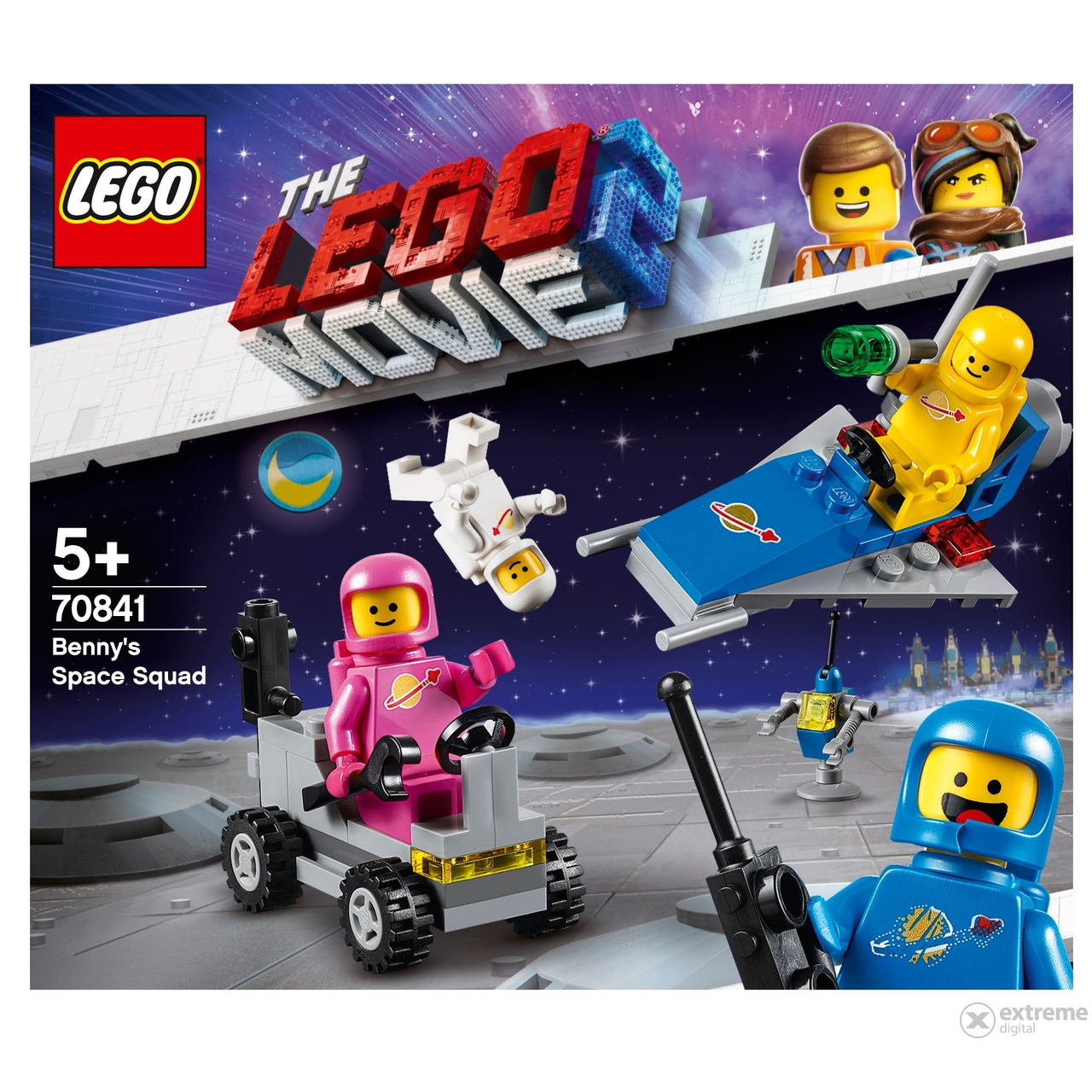 LEGO® Movie 70841 Benny űrosztaga