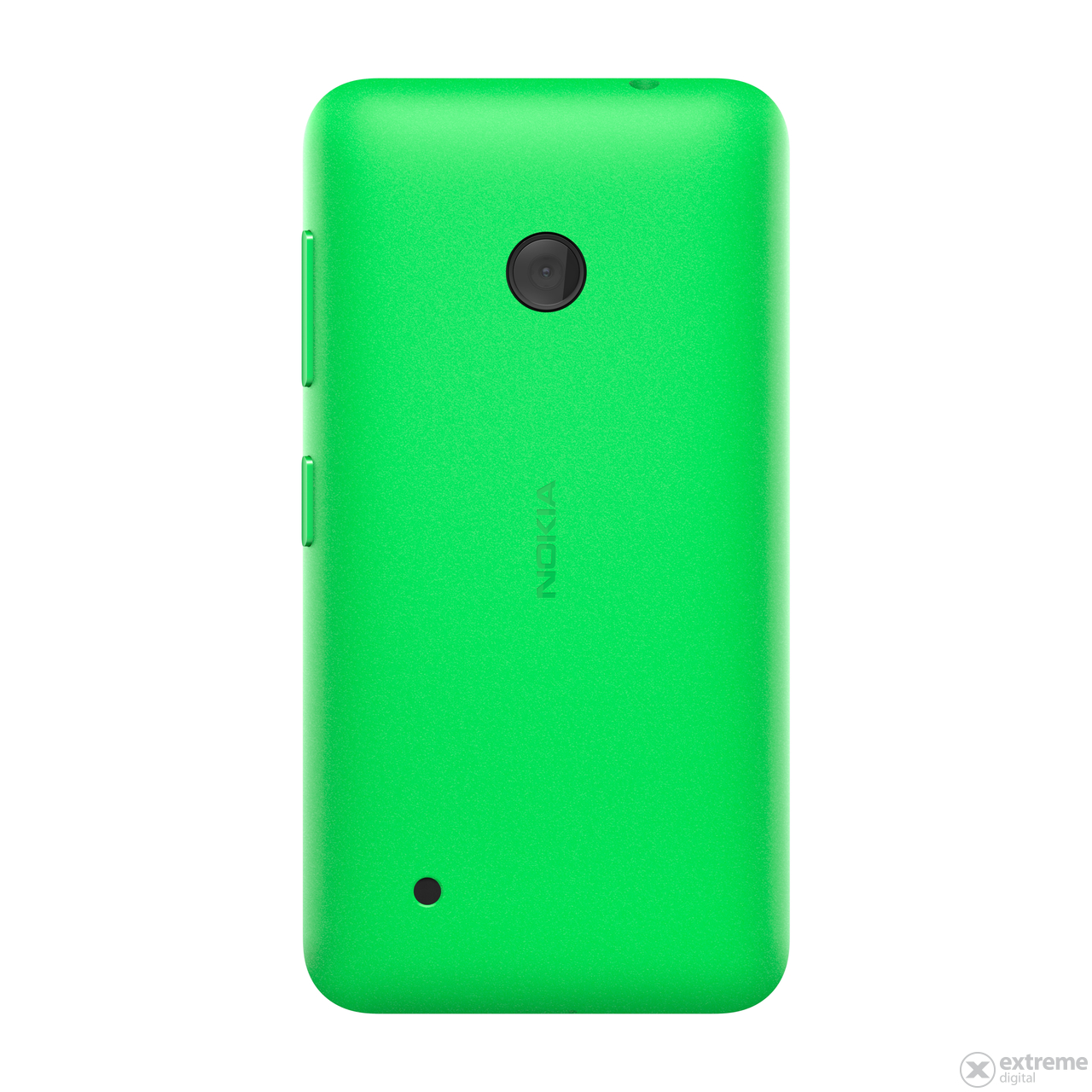 Nokia Lumia 530 (Dual SIM) pametni telefon, Green (Windows Phone)