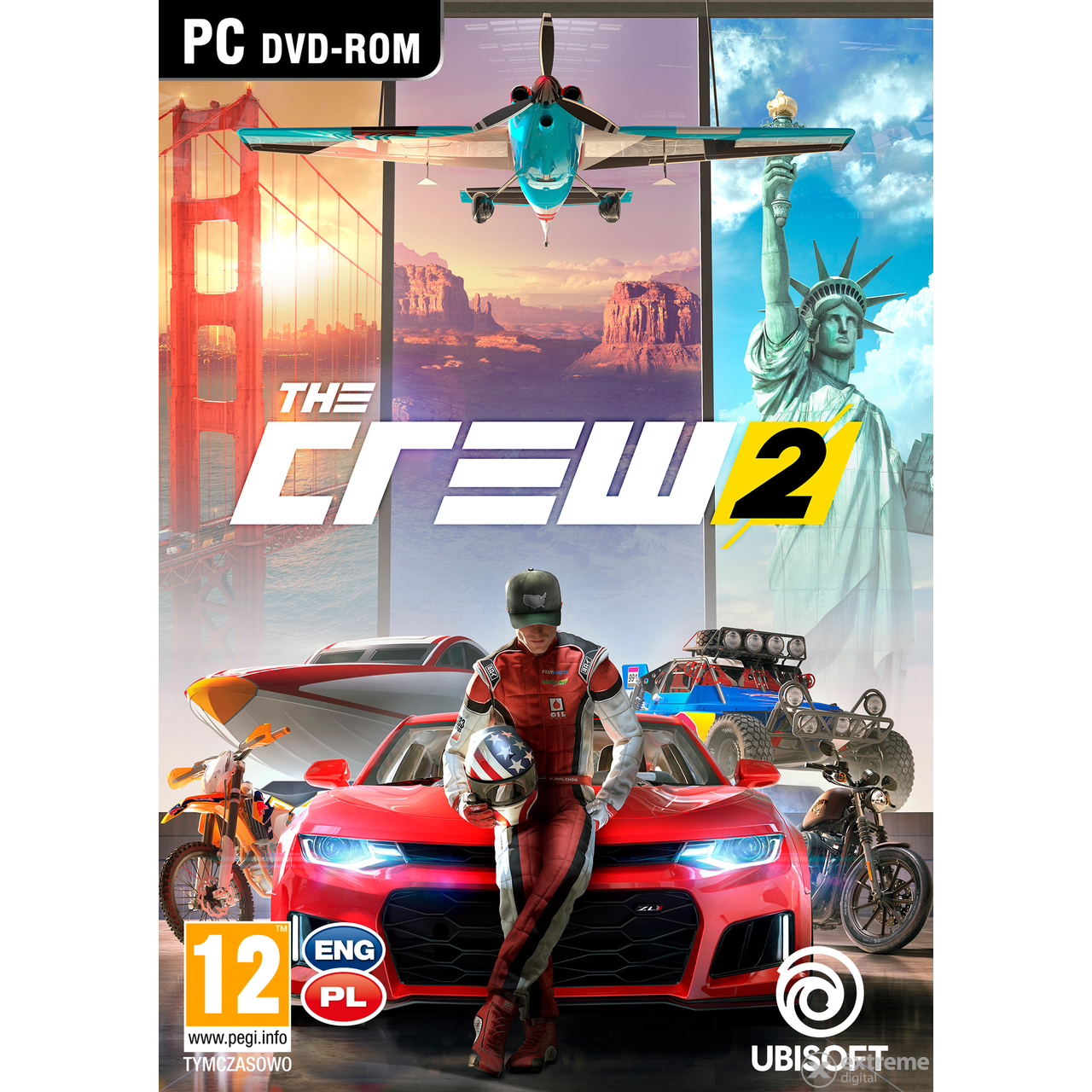 the crew 2 pc j t kszoftver extreme digital. Black Bedroom Furniture Sets. Home Design Ideas