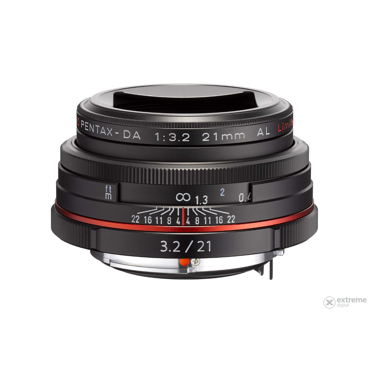 Pentax HD DA 21/F3.2 AL - Limited Edition objektiv