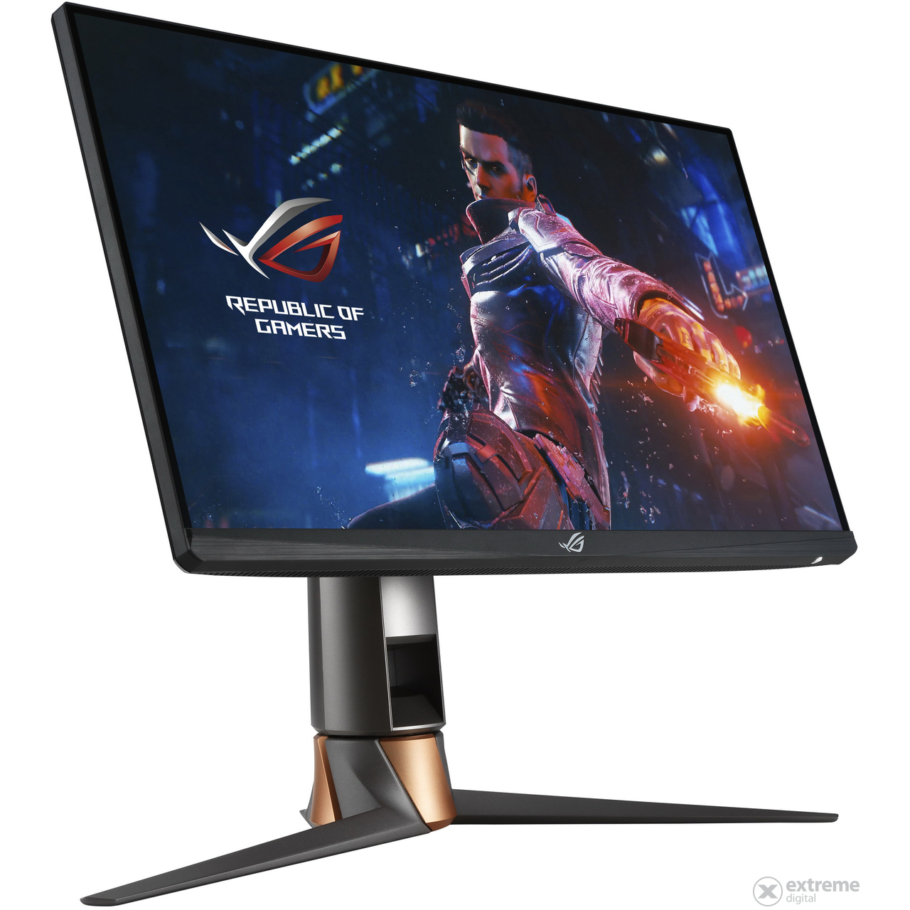 Asus ROG Swift PG259QN FHD IPS 360hz G-sync gamer LED Monitor