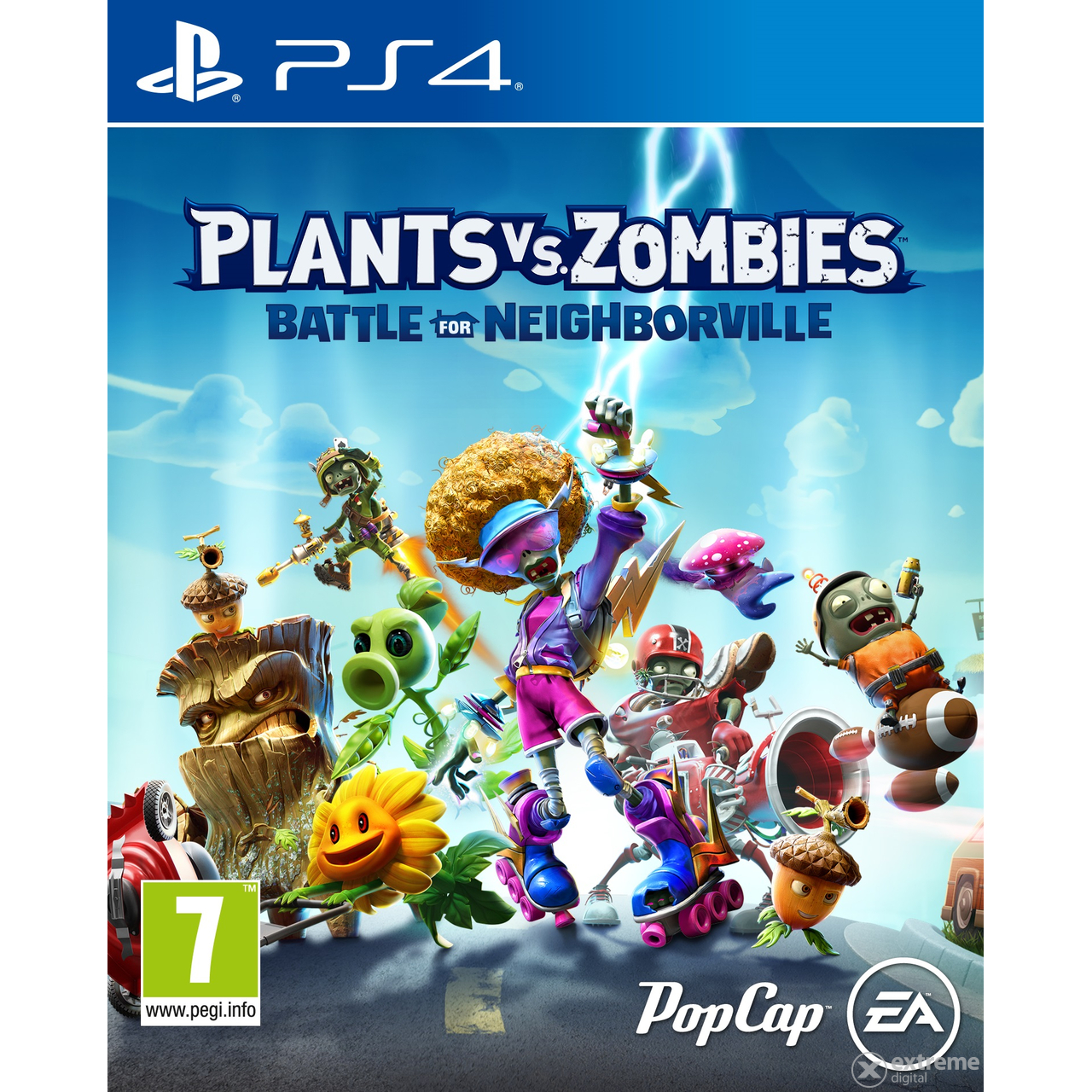 Electronic Arts Plants vs Zombies: Battle for Neighborville PS4 játékszoftver