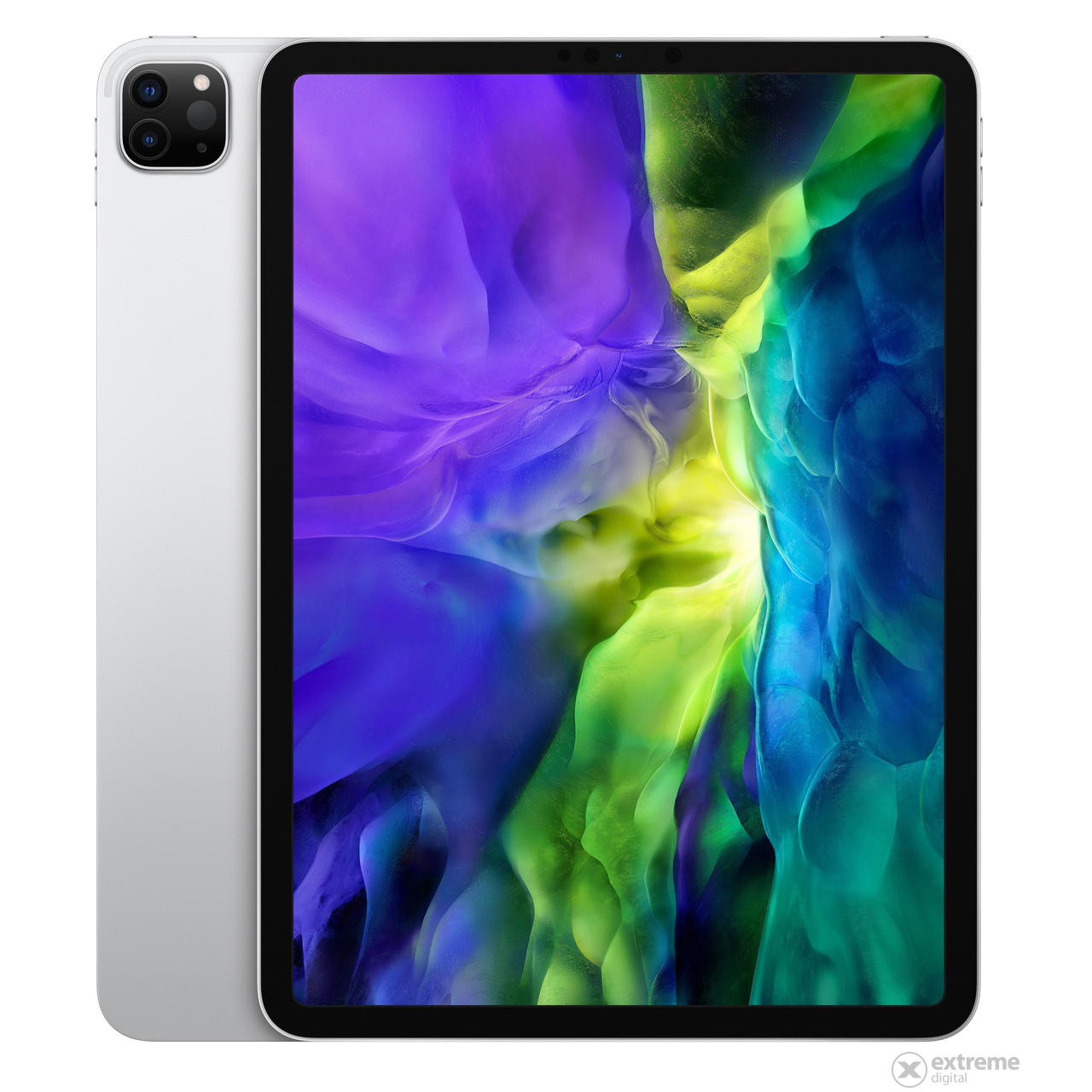 "Apple iPad Pro 11 ""Wi-Fi 256GB, Silver (2020) (MXDD2HC / A)"