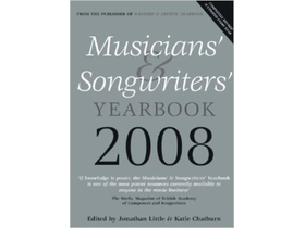 Musicians  Songwriters  Yearbook 2008