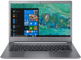 "Acer Swift 5 SF514-53T-798X NX.H7KEU.002 14"" notebook, szürke + Win10"