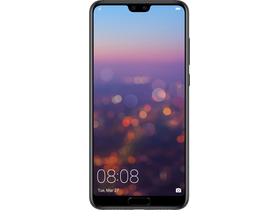 Huawei P20 Pro Dual SIM Smartphone ohne Vertrag, schwarz (Android)