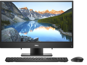 "Dell Inspiron AIO 3477 23.8"" FHD Intel i5-7200U (3.10 GHz), 8GB, 1TB HDD, Win 10"
