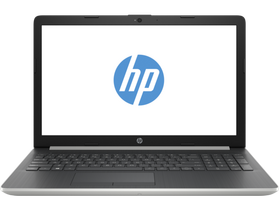 HP 15-DA0009NH 4TU60EA FHD notebook, ezüst