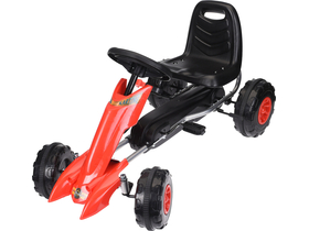 Go-cart, red