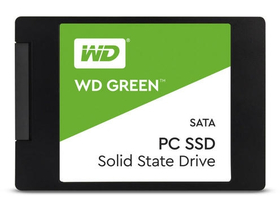 Western Digital Green 2.5 120 GB SSD SATA3  WDS120G2G0A