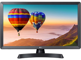 "LG 24TN510S-PZ 24"" HD-Ready SMART LED TV-monitor, črne barve"