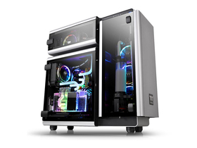 Thermaltake Level 20 gamer ATX PC skrinka, šedá