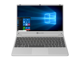 Alcor Flashbook D1423I + Win10