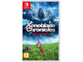 Nintendo Switch Xenoblade Chronicles: Definitive Edition Spielsoftware