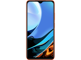 Xiaomi Redmi 9T 4GB/64GB Dual SIM  Smartphone ohne Vertrag, Sunrise Orange (Android)