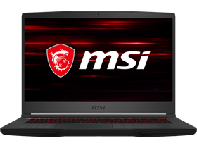 MSI GF65 Thin 10SDR (9S7-16W112-1201) notebook, HUN, čierny