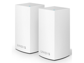 Linksys VELOP WHW0102 AC2600 router, 2pack