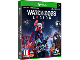 UbiSoft Watch Dogs Legion Xbox One játékszoftver