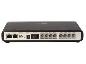 Grandstream VoIP Analog Gateway GXW4108