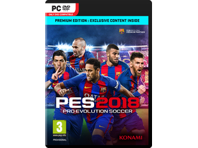 PES 2018 Premium Edition PC hra