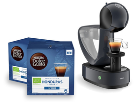 Krups KP173B31 Dolce Gusto Infinissima Capsule кафемашина, черна