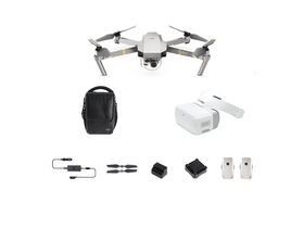 DJI Mavic Pro Platinum Fly More Combo drón