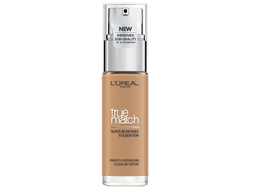 L`Oréal Paris True Match 7D7W Golden Amber alapozó, 30 ml