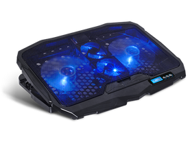"Spirit of Gamer AIRBLADE 600 hladnjak za notebook 17"", plavi"