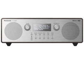 Panasonic RF-D100BTEGT-K internet rádió/ Bluetooth/ Jack/ AM/FM