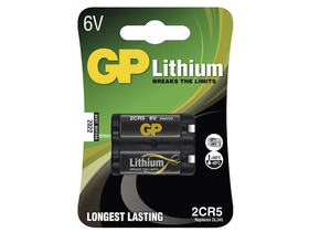 GP 2CR5 lítium elem 1 db