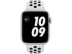 Apple Watch Nike Series 6 GPS, 44mm, silber
