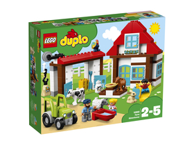 10869 LEGO DUPLO - Farm Adventures