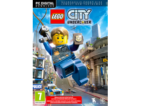 LEGO City Undercover PC hra