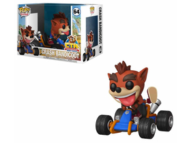 POP Crash Team Racing Bandicoot фигура(2806202)