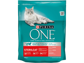 Purina One Sterilcat losos (800g)
