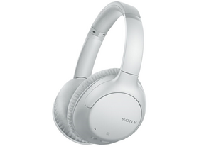 Sony WH-CH710NW Bluetooth слушалки,  бели