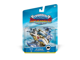 Skylanders SuperChargers Vehicles Jet Stream vozilo W2 (Multi)