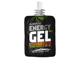 BioTech USA Energy Gel, 60 g, naranča