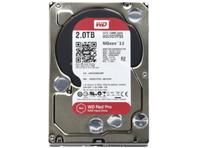 "WD Red Pro 3,5"" 2TB merevlemez - WD2002FFSX"