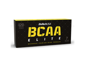 BioTech USA BCAA Elite, 120 ks