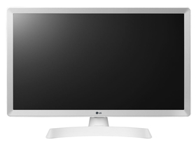 "LG 24TL510V-WZ 23,6"" HD ready LED monitor-televizor, bel"