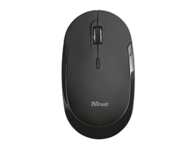 Mouse wireless Trust Mute Silent