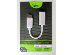 Smart Lime CA80 Display Port-HDMI adaptr, 20cm