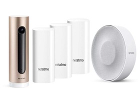 Netatmo Security Smart Home okos otthon szett