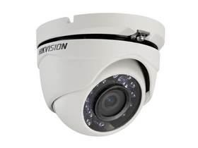 Hikvision DS-2CE56D0T-IRMF 4in1 kültéri, analóg turretkamera (2MP, 3,6mm, IR20m, D&N(ICR), IP66, DNR)