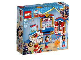 LEGO® DC Super Hero Girls Spavaonica Wonder Woman™ 41235