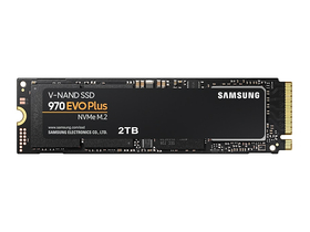 Samsung 970 EVO Plus 2TB PCIe NVMe M.2 (2280) belső Solid State Drive (SSD) (MZ-V7S2T0)