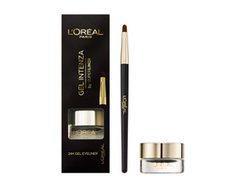 Tus de ochi L`Oréal Paris Super Liner Gel Intenza 01 Pure Black